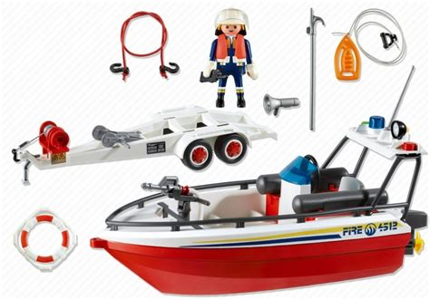 what boats need to be registered playmobil set 4823 fire boat with trailer klickypedia