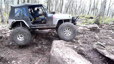 Jeep Trails In Gwnf Potts Mountain Jeep Trail Mothers Day 2013