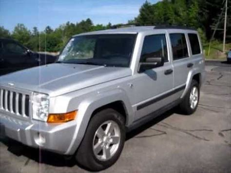 Jeep Start 2006 Jeep Commander Start Up Engine Review