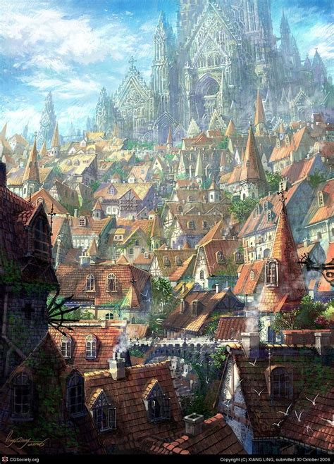 Anime Kingdom by 25 Best Ideas About City On