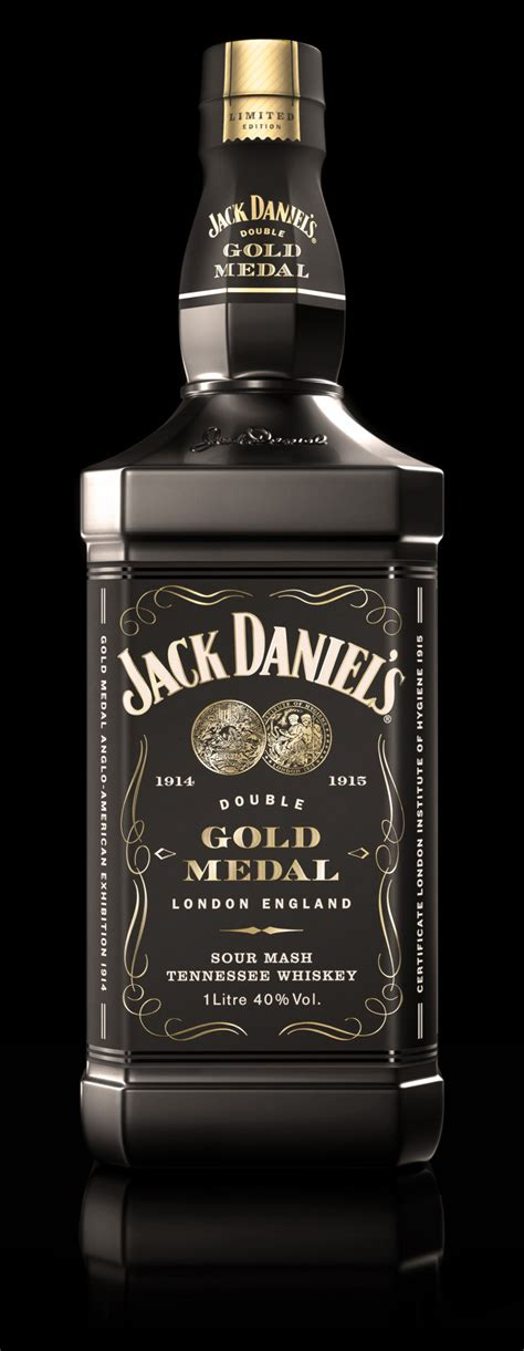 jack daniel s double gold medal limited edition the