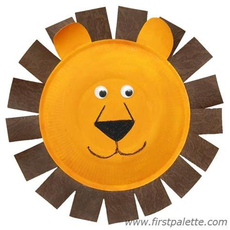 Paper Plate Animal Craft - 17 best ideas about paper plate animals on