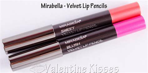 Lip Liner Mirabella kisses mirabella la la velvet lip