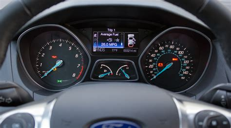 best auto repair manual 2012 ford focus instrument cluster ford focus 2012 sync with myford touch review skatter