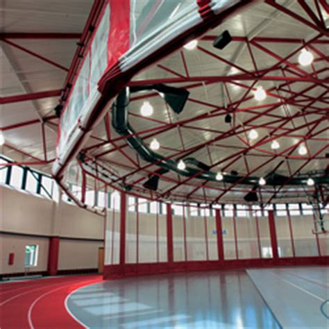 gym divider curtains cost gymnasium and athletic equipment draper inc