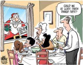 thanksgiving humor cartoons comic riffs holiday helpings turkey day cartoons we can