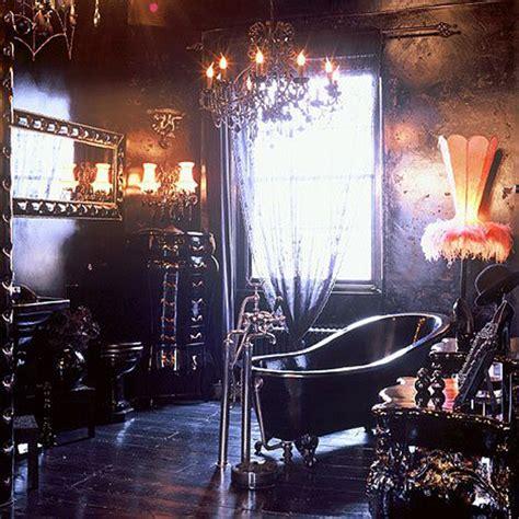 dramatic gothic room design ideas homemydesign