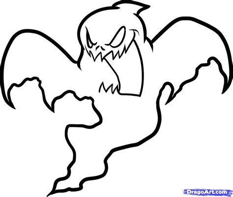 cute ghost coloring page how to draw a halloween ghost halloween ghost step by