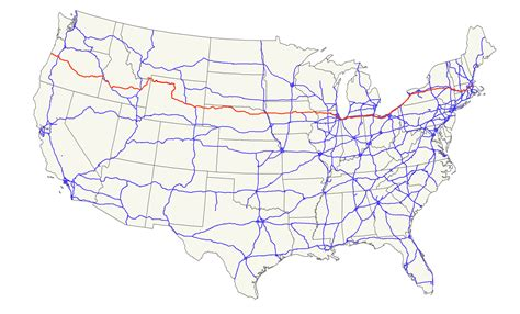map us routes u s route 20 wikiwand