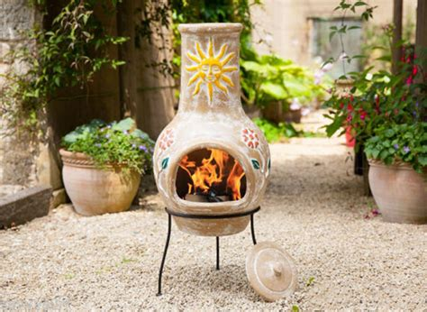 Buy Chiminea Pit How To Make A Clay Chiminea Ebay