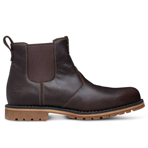 timberland chelsea boots mens timberland grantly chelsea boots s brown