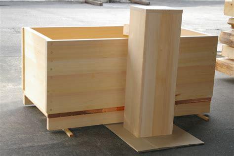 wooden bathtubs australia onsen style japanese tubs 7 custom ofuro