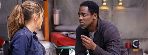 Isaiah Washington Is Still Pissed by The 100 Season 3 Episode 10 No One Is Safe