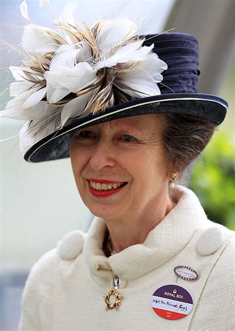 princess anne princess anne cancels more engagements on doctor s orders
