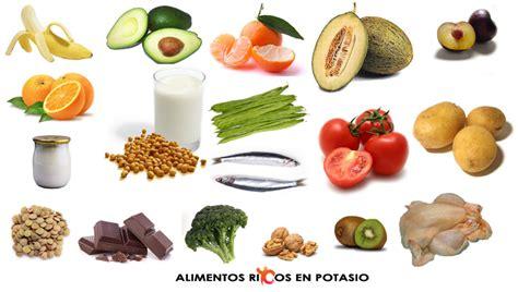 alimentos que tengan magnesio el potasio en la dieta de un corredor el loco que corre