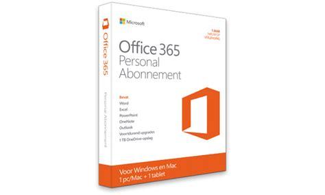 Microsoft Office 365 Personal Office365 microsoft office 365 personal 1pc 1jaar