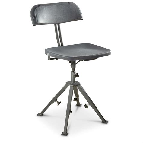 Ground Blind Chairs by Guide Gear 360 Degree Swivel Blind Chair 300 Lb