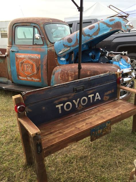 tailgate bench seat 50 best tailgate bench images on pinterest car furniture