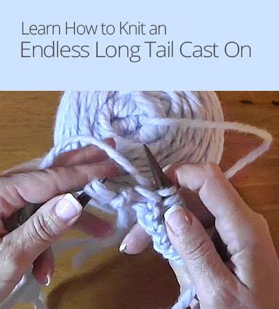 how to cast on stitches in the middle of knitting the world s catalog of ideas