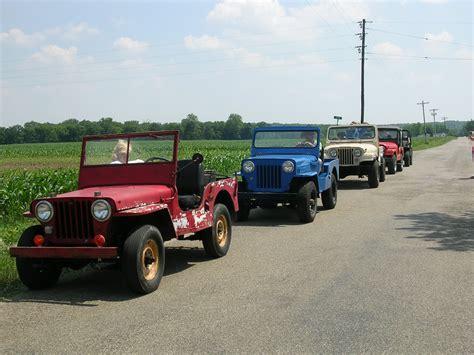 jeep family jason s family s jeep trips through indiana ewillys