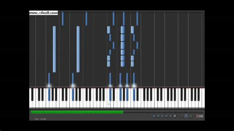tutorial piano muse muse quot neutron star collision quot piano tutorial youtube