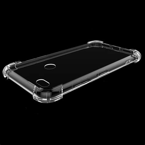 Anti For Xiaomi Mi Max ultra thin anti drop anti knock protective back for