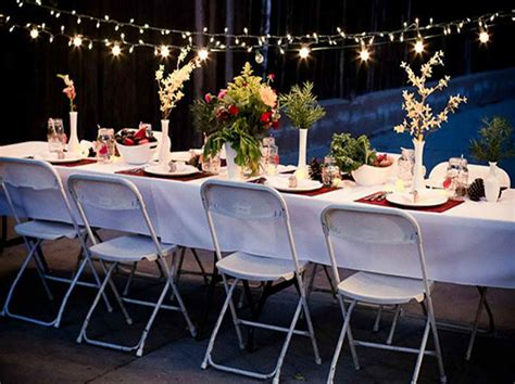 outside dinner ideas outdoor dinner ideas with vase home interior design