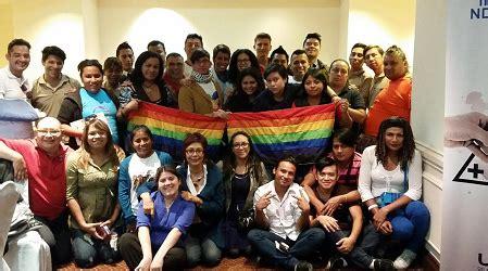 lgbti groups  guatemala  nicaragua unite  equality