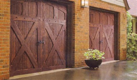 Barn Style Garage Doors Home Design Ideas And Pictures Barn Door Style Garage Doors