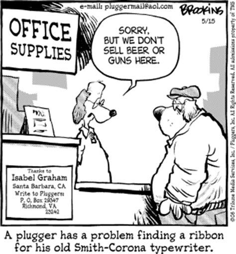 Office Supplies Jokes Comics I Don T Understand 187 Pluggers
