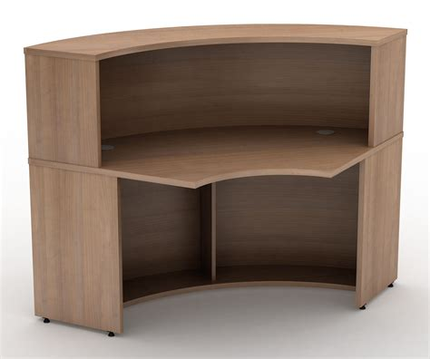 Reception Desk Curved Curved Reception Desk With Counter Avalon Reality