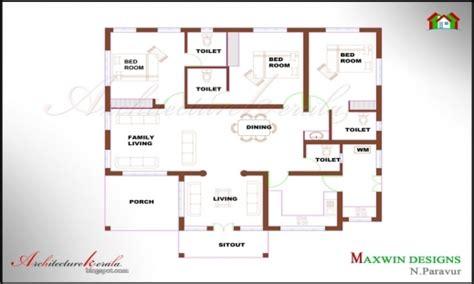 3 bhk super single floor house design house plan awesome 3 bedroom single floor house plans in kerala home