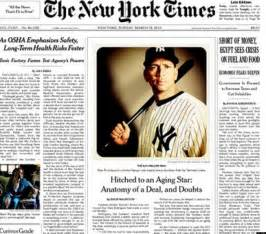 ny times runs instagram photo on front page photo