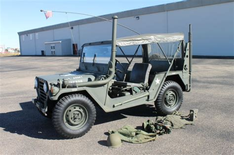 M151a2 Jeep For Sale 1982 M151a2 M U T T For Sale Jeep Other 1900 For Sale