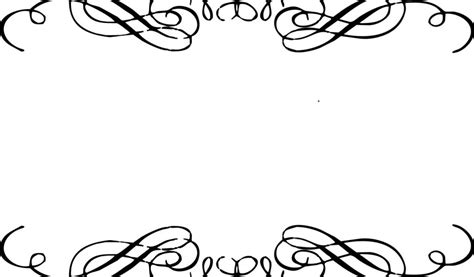 Decorative Wreaths For The Home by Swirl Clip Art Border Clipart Free Cliparting Com