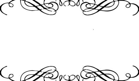 Wedding Scroll Border by Free Wedding Cliparts Free Clip