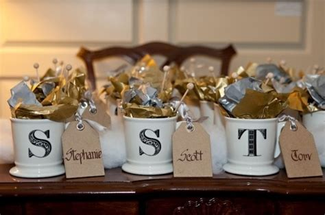 Useful Wedding Giveaways - 42 fun and useful wedding favors home design garden architecture blog magazine