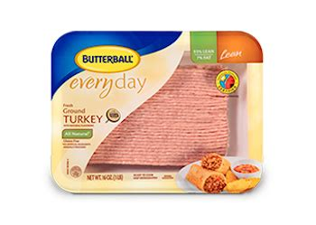 printable butterball ground turkey coupons save 75 off butterball ground turkey with printable coupon