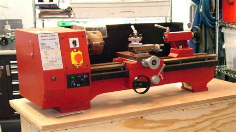 Garage Lathe by New Lathe And Mill