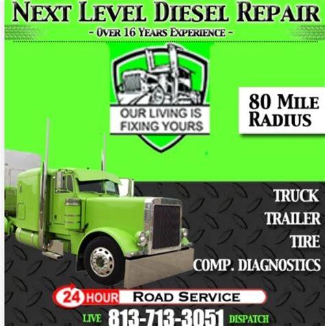 boat repair zephyrhills next level diesel repair 24 hour mobile truck and trailer