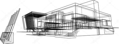 disegno tecnico casa disegno tecnico casa vettoriali stock 169 iralu1 1510049