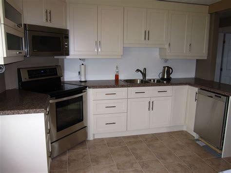 thermoplastic kitchen cabinets bisson et fille armoires de cuisine au qu 233 bec