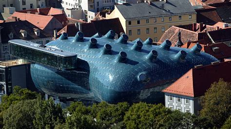 kunsthaus graz areas the bartlett school of architecture ucl london