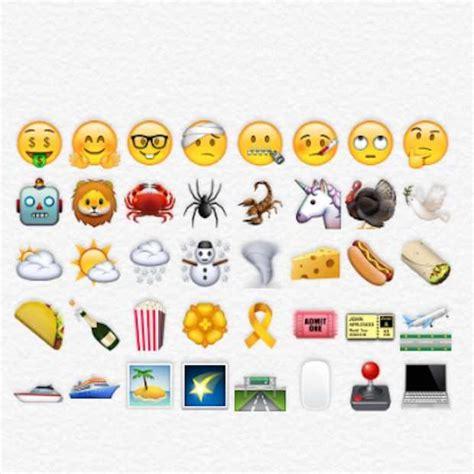 Blockers Emojis Meer Dan 150 Nieuwe Emojis In Ios 9 1