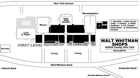 layout of huntington mall mall hall of fame