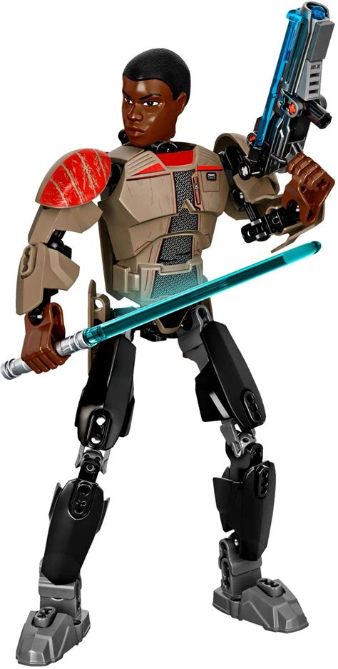 Lego Wars 75116 Finn Buildable Figures Starwars 2016 buy lego wars buildable figures finn lego 75116 incl shipping