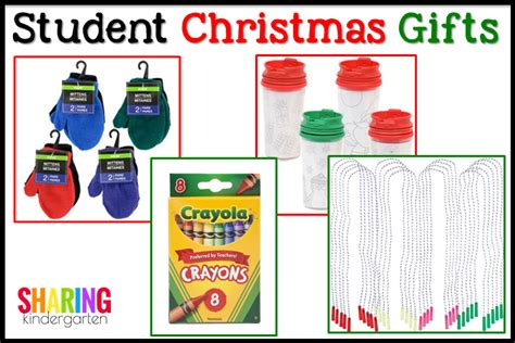 christmas gifts from pto to all students student gifts kindergarten