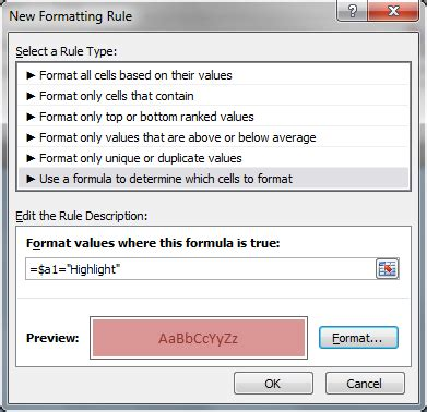 conditional format excel 2007 entire row ms excel 2010 conditional formatting entire row how to