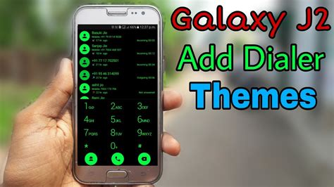 telecharger themes samsung galaxy j2 samsung galaxy j2 add dialer themes add unlimited