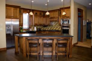 Craftsman Kitchen Design Peterson Woodworks Craftsman Kitchen